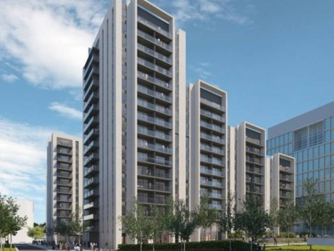 Wembley Flats (IMAGE CREDIT: CD Engineering)