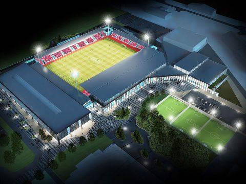 York Community Stadium (IMAGE CREDIT: York City Council)